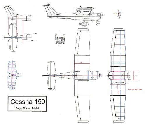 Airplane Hangar Blueprints
