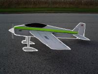 Name: Mock Up With Larger Wheel Pants- Longer Canopy and Spinner.. will do this soon..jpg Views: 429 Size: 116.4 KB Description: coming soon !