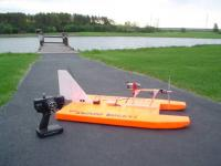 Name: Test Boat.. (2).jpg Views: 679 Size: 33.9 KB Description: Cold And Windy.. Didnt Get Much Water Testing in.