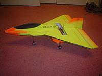 Name: GRX Park Jet Landing Gear.jpg Views: 305 Size: 184.0 KB Description: Trying out landing gear on the park jet