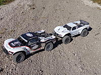 Name: Losi 5ive T And Baja 5 ScT Size Comparison (2).jpg