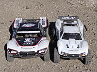 Name: Losi 5ive T And Baja 5 ScT Size Comparison (5).jpg