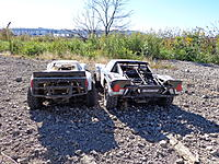 Name: Losi 5ive T And Baja 5 ScT Size Comparison (6).jpg