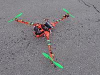 Name: Tricopter Camera Ship (1).jpg Views: 178 Size: 302.6 KB Description:
