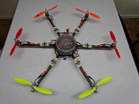 Name: 4s Set Up without landing gear or cameras..jpg