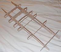 Name: IMG_2474.jpg Views: 251 Size: 116.3 KB Description: Basic frames - 1/16th plywood