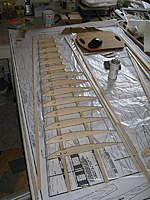 Name: IMG_3122.jpg Views: 399 Size: 73.9 KB Description: This was the easy part! Dan's ribs fit really well.  That panel is a little over 4'