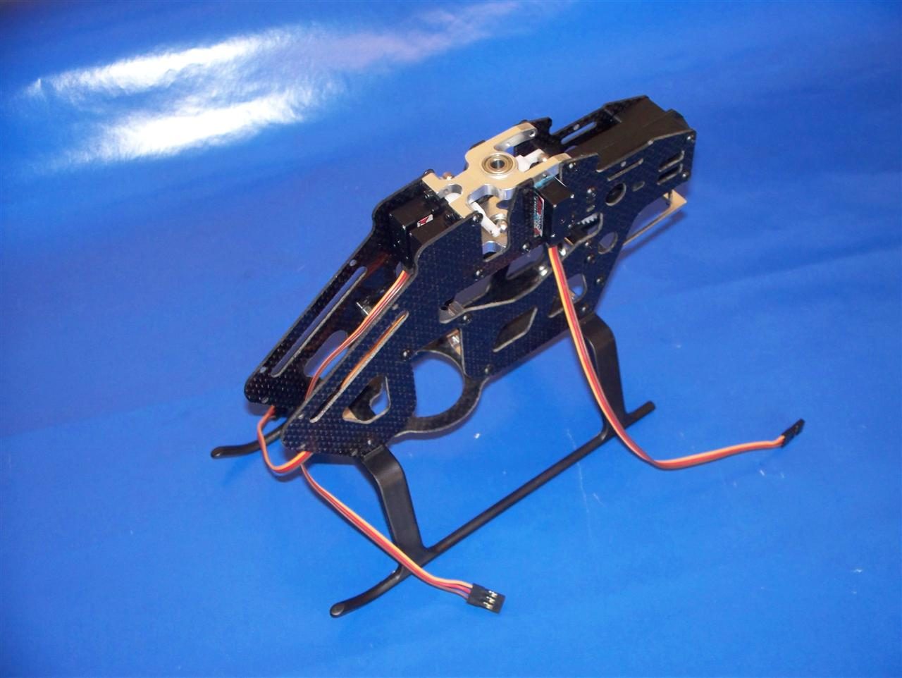 Name: hk frame w servos.JPG