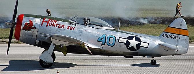 Review Dynam RC P-47D Thunderbolt ARF from Nitroplanes com