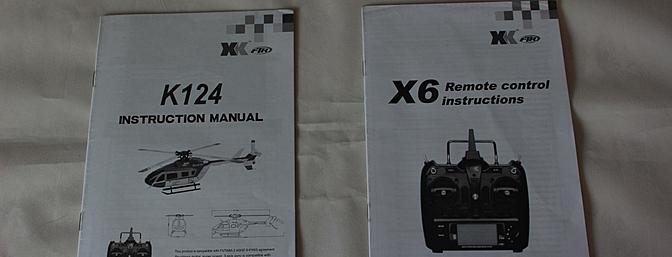 Not only does the model have a detailed manual, so does the transmitter.