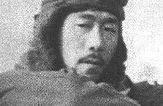 ...and here's a photo of Lt. Saburo Shindo.  Not much family resemblence here.  Photo:  Wikimedia Commons