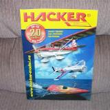 The Hacker Model Production 20th Anniversary catalog packed with both planes.  Nice, nice stuff within.