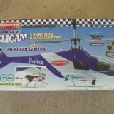 There's little chance of missing the Police Helicam in your hobby shop.
