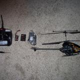 ...and here's the contents laid out and nearly ready to fly.