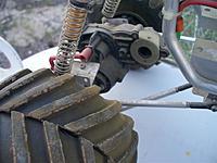 Name: clod motor mount.jpg Views: 81 Size: 84.7 KB Description: Aftermarket motor mount on the Clod's gearbox.
