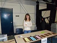 Name: 100_3433.jpg Views: 102 Size: 82.1 KB Description: Sheila Zaborowski helping out at the registration table