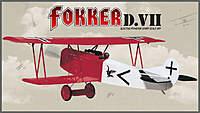 Name: FOKKER D.VII.jpg Views: 418 Size: 55.7 KB Description: The ElectriFly Fokker D.VII by Great Planes