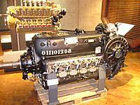 Name: Daimler-Benz DB 605 engine.jpg Views: 1210 Size: 295.7 KB Description: The Daimler-Benz DB 605 Messerschmitt Bf109G aircraft engine.