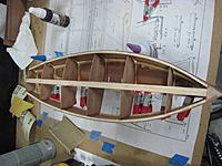 Name: IMG_6157.jpg Views: 672 Size: 263.9 KB Description: Bottom sheeting in place