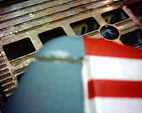 Name: SUNP0041.jpg Views: 481 Size: 60.2 KB Description: Thin layer of glue to stiffen rudder top.