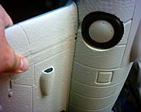 Name: SUNP0043.jpg Views: 415 Size: 53.5 KB Description: Black paint on ends of vents, looks nice.