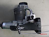 Name: GEDC1644.jpg Views: 76 Size: 464.6 KB Description: Throttle linkage setup.