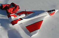 Name: Polaris Ultra in the snow 01.jpg