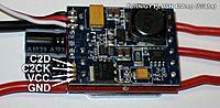 Name: plush 40A DETAILS+pinsxflashing.jpg Views: 415 Size: 150.8 KB Description: Plush 40A ESC pin layout