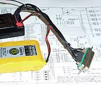 Name: DigiCable.jpg Views: 395 Size: 93.5 KB Description: A simple parallel port logic analyzer cable.