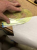 Name: IMG_4212.jpg Views: 24 Size: 3.76 MB Description: Using a French curve to get the correct airfoil shape