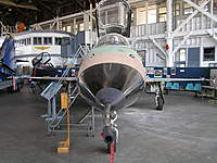 Name: P7180064.jpg Views: 172 Size: 100.8 KB Description: Front view of F-5. Very menacing!