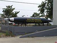 "Name: P7180095.jpg Views: 219 Size: 115.3 KB Description: Wildwood NAS museum ""welcome mat"""
