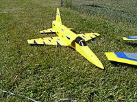 Name: P9100004.jpg Views: 201 Size: 138.5 KB Description: Joe Chovan's TUFFLIGHT Tiger. Joe and his buddy Mark kit this as well as a lot of combat and 3-D planes