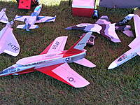 Name: P9100009.jpg Views: 213 Size: 139.6 KB Description: Sgt. Dudley's scratchbuilt YF-107A