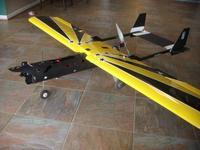 Name: TwinBmXU1-1.jpg Views: 375 Size: 65.0 KB Description: ABS/PVC fuselage