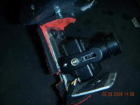 Name: DSCN3125.jpg Views: 386 Size: 50.9 KB Description: SN555 camera mounted on Anti-Vib foam mount