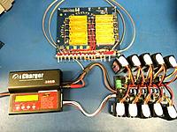 Name: External Discharger Setup iCHarger 306b and par board.jpg Views: 31 Size: 3.22 MB Description: