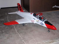 Name: P9010002.jpg Views: 209 Size: 71.2 KB Description: The T-45 just has that sexy look to it.  You can't help but like this plane.