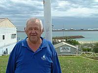 Name: DSCF0026.jpg Views: 84 Size: 251.6 KB Description: Steve Crewes at the yacht club