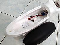 Name: Volantex RC Ranger 757-4 Review - Battery compartment.jpg Views: 459 Size: 188.5 KB Description: