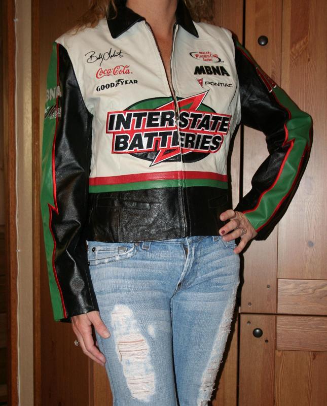 Name: Bobby L.jpg Views: 528 Size: 85.0 KB Description: Ladies leather $100.00