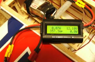 At 2.5 lbs we get a respectable  142.8 watts per lb.