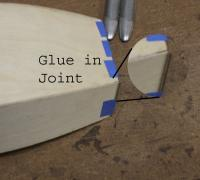 Name: kittie_13.jpg Views: 424 Size: 89.6 KB Description: I make sure that I can see glue in this joint, that way when it's hard it will sand better and leave a nice tight water tight seal.