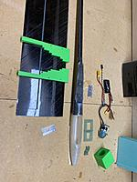 Name: IMG_3839.jpg Views: 219 Size: 1.17 MB Description: Project finishing prep with all gear 3D printed