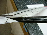 Name: DSCF4220.jpg Views: 833 Size: 102.8 KB Description: TE molded position (wing) vs cruise camber position (fuse)