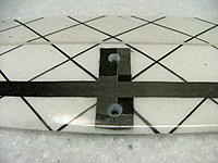 Name: DSCF4224.jpg Views: 602 Size: 131.5 KB Description: Countersunk now... there's a significant hardpoint molded into the stab