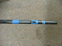 Name: DSCF4230.jpg Views: 610 Size: 79.7 KB Description: scuffed for bonding, slot cut with dremel for elevator horn
