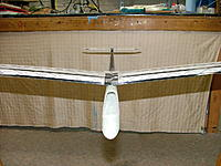 Name: DSCF4231.jpg Views: 604 Size: 158.5 KB Description: Horizontal squared to wing and epoxied in place
