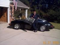 Name: Mike and 912e.jpg Views: 226 Size: 75.0 KB Description: My 1976 Porsche 912E, s/n 924 of the 2100 built, ever ! Daily driver . Engine and tranny rebuilt this year, the body and paint are next . 25mpg at 80 mph !
