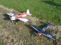 Name: P47andEdge.jpg Views: 340 Size: 217.3 KB Description: Airfoilx Edge and P-47 prior to getting some air time
